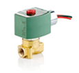 Configure 2-Way 8262/8263 Series Valve