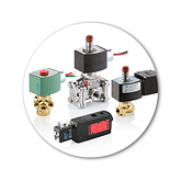 ASCO Pilot Valves for Dust Collector Applications