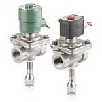 ASCO Valve HV434 Series with POC