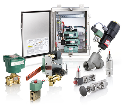ASCO Valve Automation for the Process Industry
